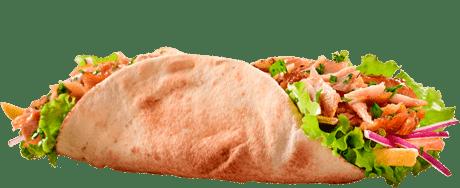 Tradicional Kebab de frango